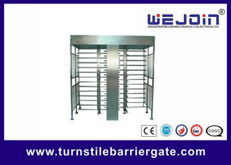 Chiny Stainless Steel Full Height Access Control Turnstile Gate CE Approved fabryka