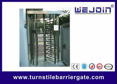 Chiny Flexible High Speed Access Control Turnstile Gate Pedestrian security Systems fabryka