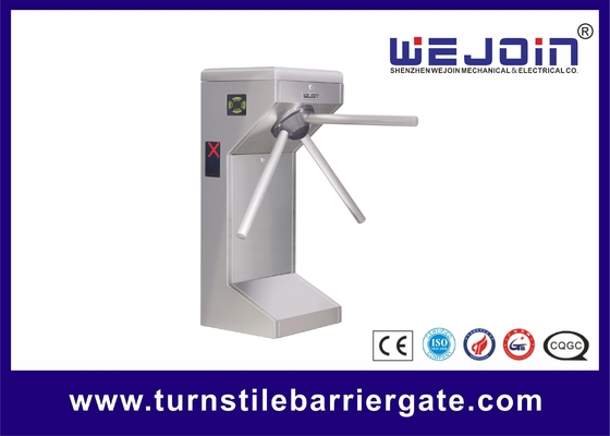 Chiny Supermarket Safety Tripod Turnstile Barrier Gate for Customers Access Management fabryka
