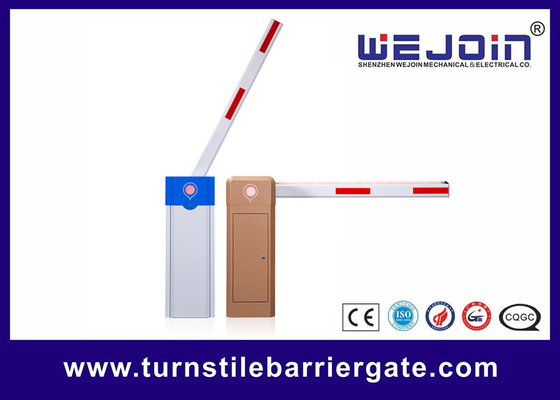 intelligent electric vehicle road blocker parking barrier gate