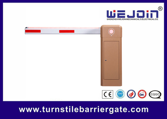 WEJOIN driveway automatic boom barrier gate for card access control system
